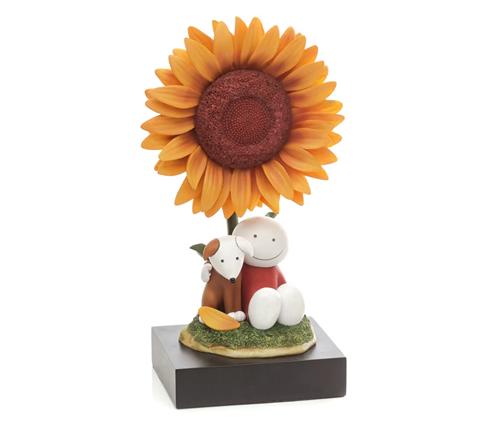 My Sunshine by Doug Hyde - Cold Cast Porcelain
